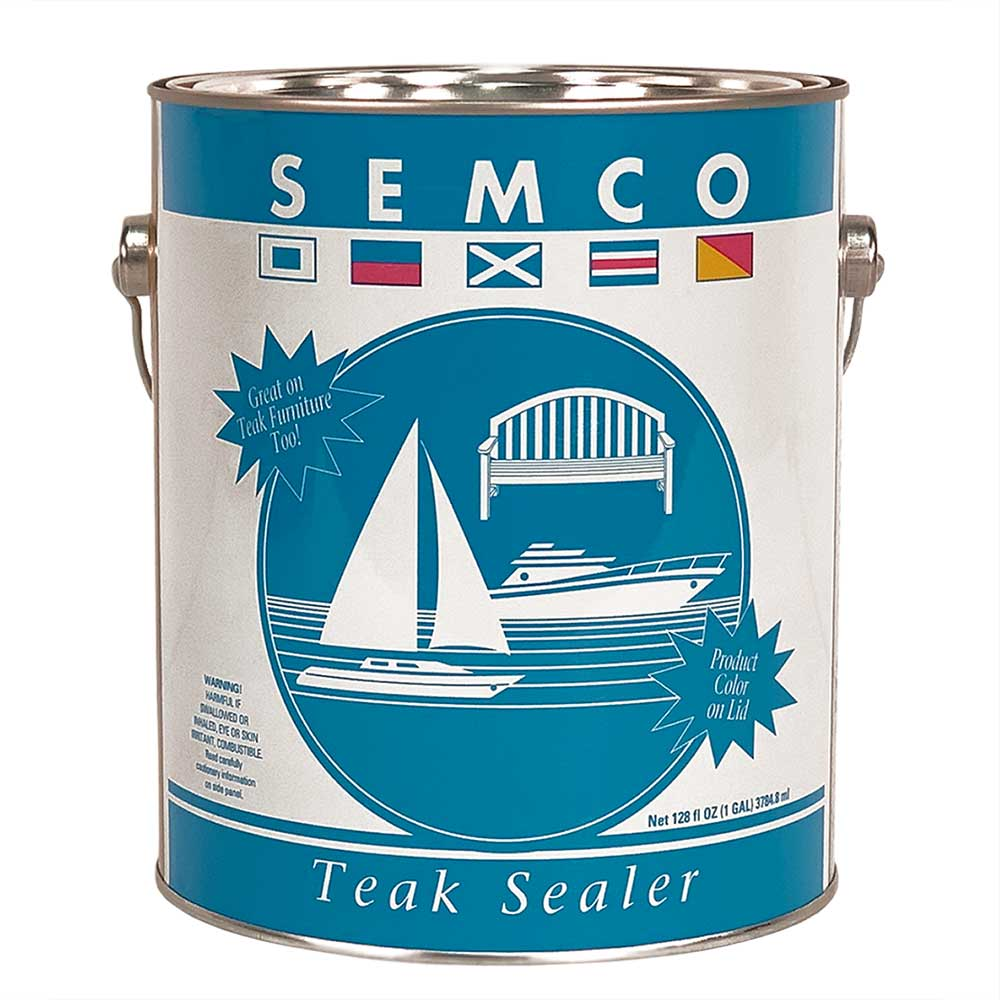 Semco Teak Wood Sealer
