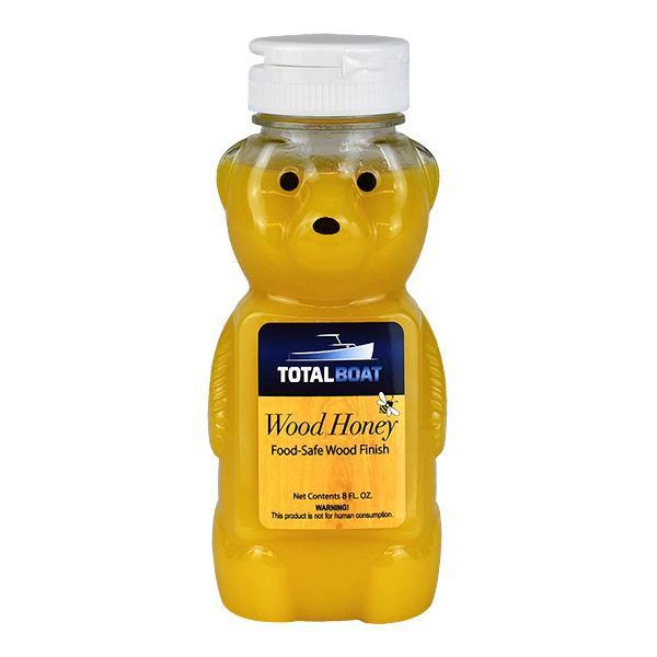 TotalBoat Wood Honey Food Safe Wood Finish