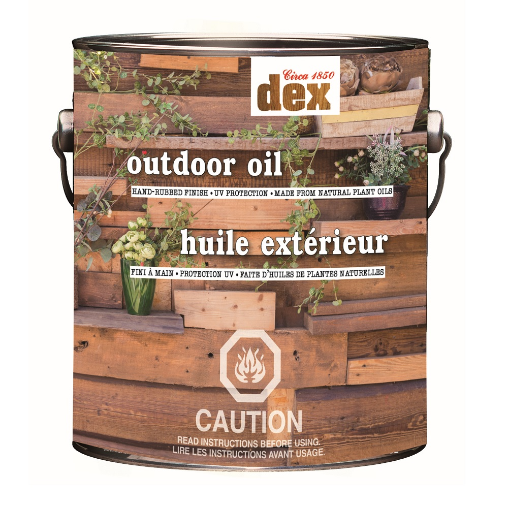 Circa 1850 DEX Outdoor Oil