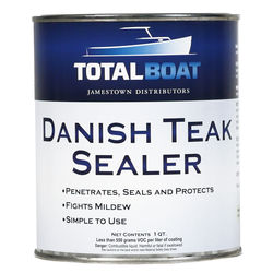 TotalBoat Danish Teak Sealer Quart