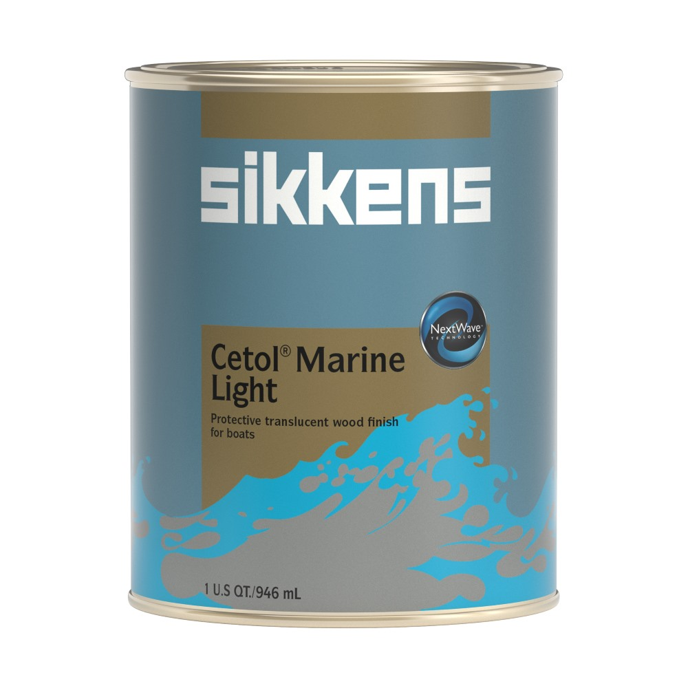 Sikkens Cetol Marine Light Wood Finish