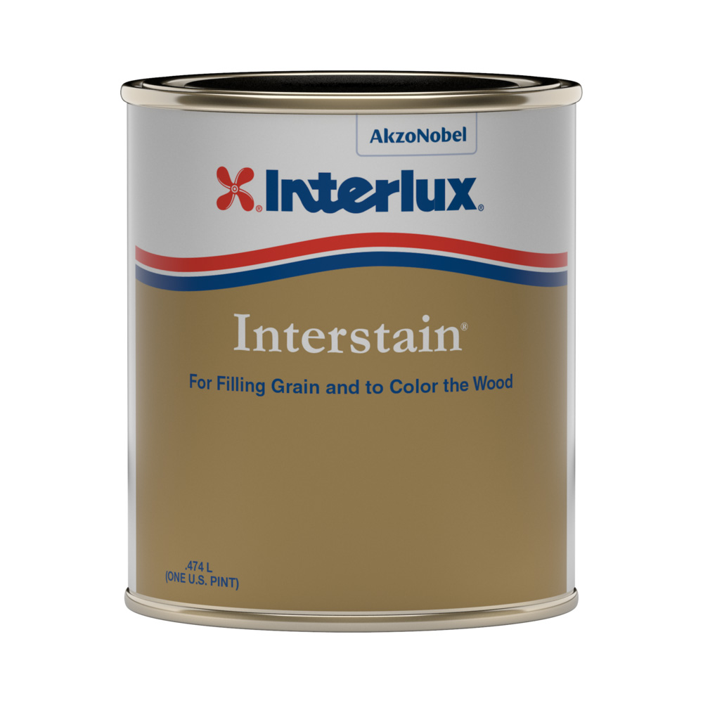 Interlux Interstain Wood Filler Stain
