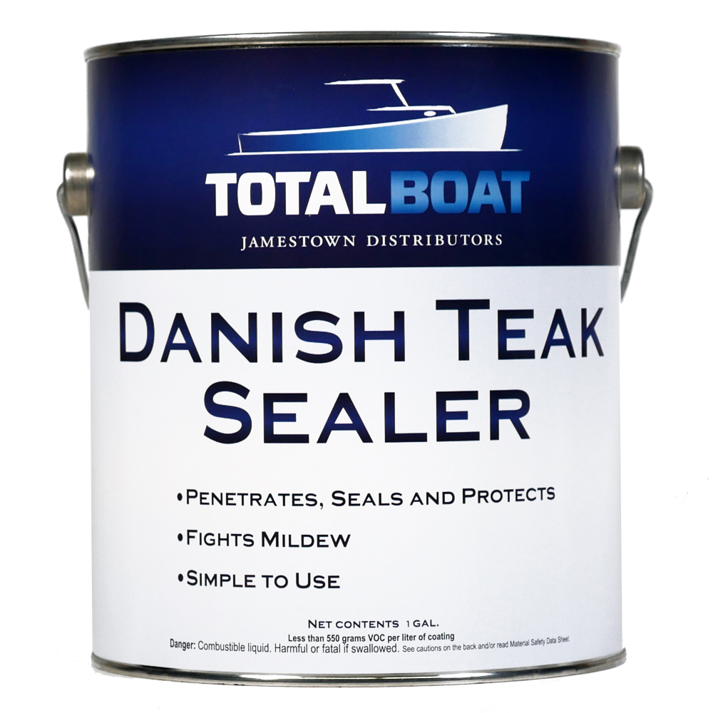 TotalBoat Danish Teak Sealer Gallon