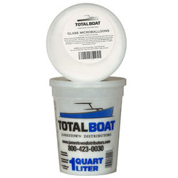 TotalBoat Glass Microballoons 1 Quart Size