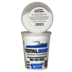 TotalBoat Milled Glass Fiber 1 Quart
