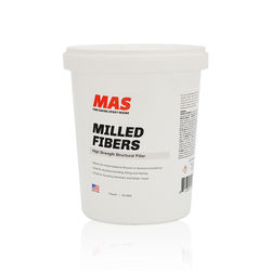 MAS Epoxies Milled Fibers Quart size