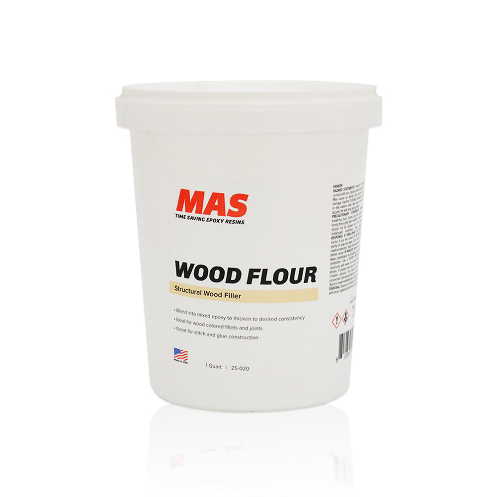 MAS Epoxies Wood Flour