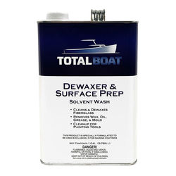 TotalBoat Dewaxer & Surface Prep Gallon Size