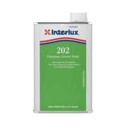Interlux 202 Fiberglass Solvent Wash