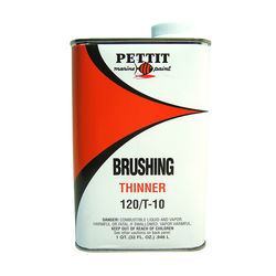 Z spar Pettit T10 medium paint thinner for spraying and brushing in warm weather