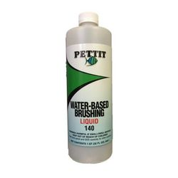 Pettit Water Based Brushing Thinner Liquid 140