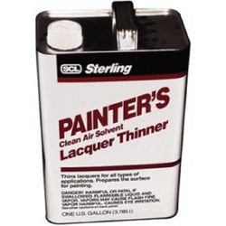 sterling lacquer thinner