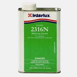 interlux 2316 reducing solvent