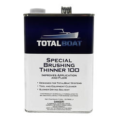 TotalBoat Special Brushing Thinner 100