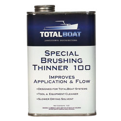 TotalBoat Special Brushing Thinner 100 Quart Size