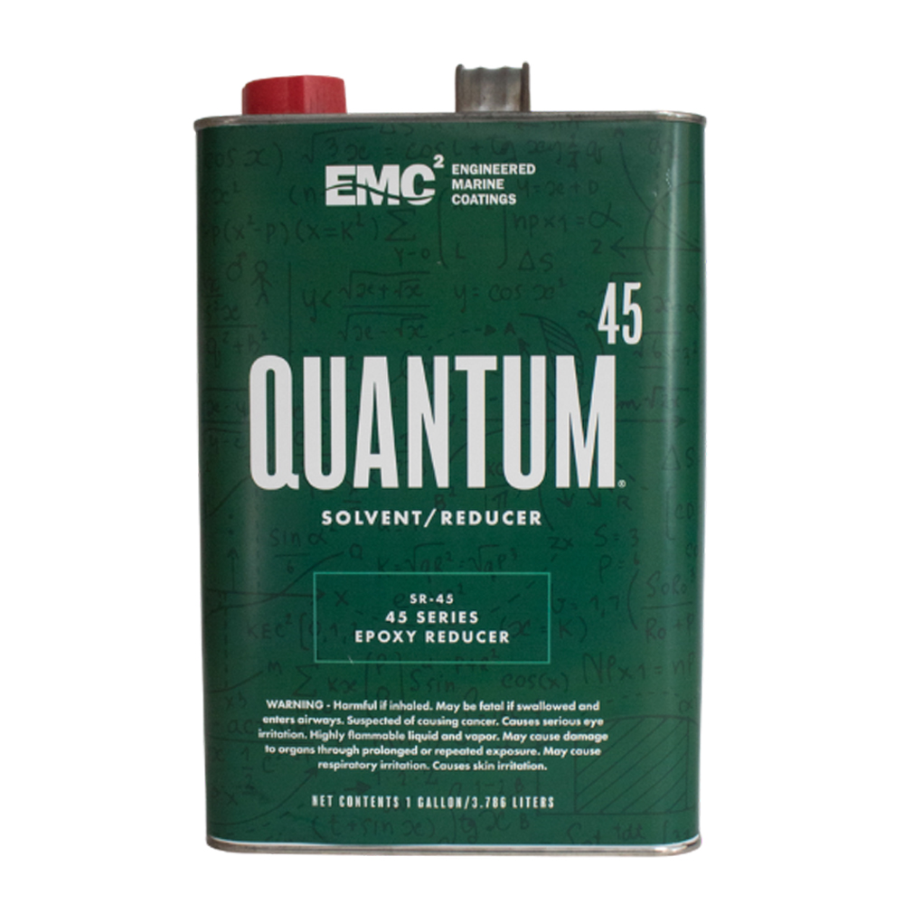 Quantum Epoxy Primer Spray Reducer