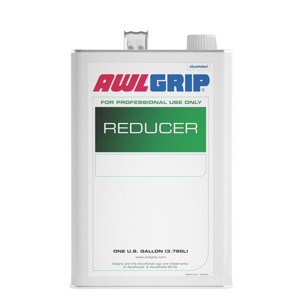 awlgrip standard epoxy primer spray reducer