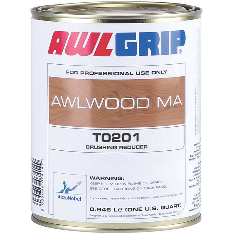 AwlGrip Awlwood MA Brushing Reducer