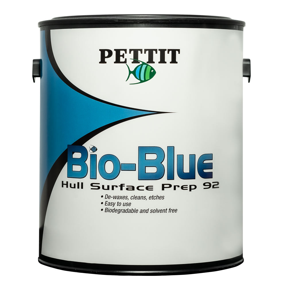 Pettit Bio-Blue Pre-Paint Cleaner #92
