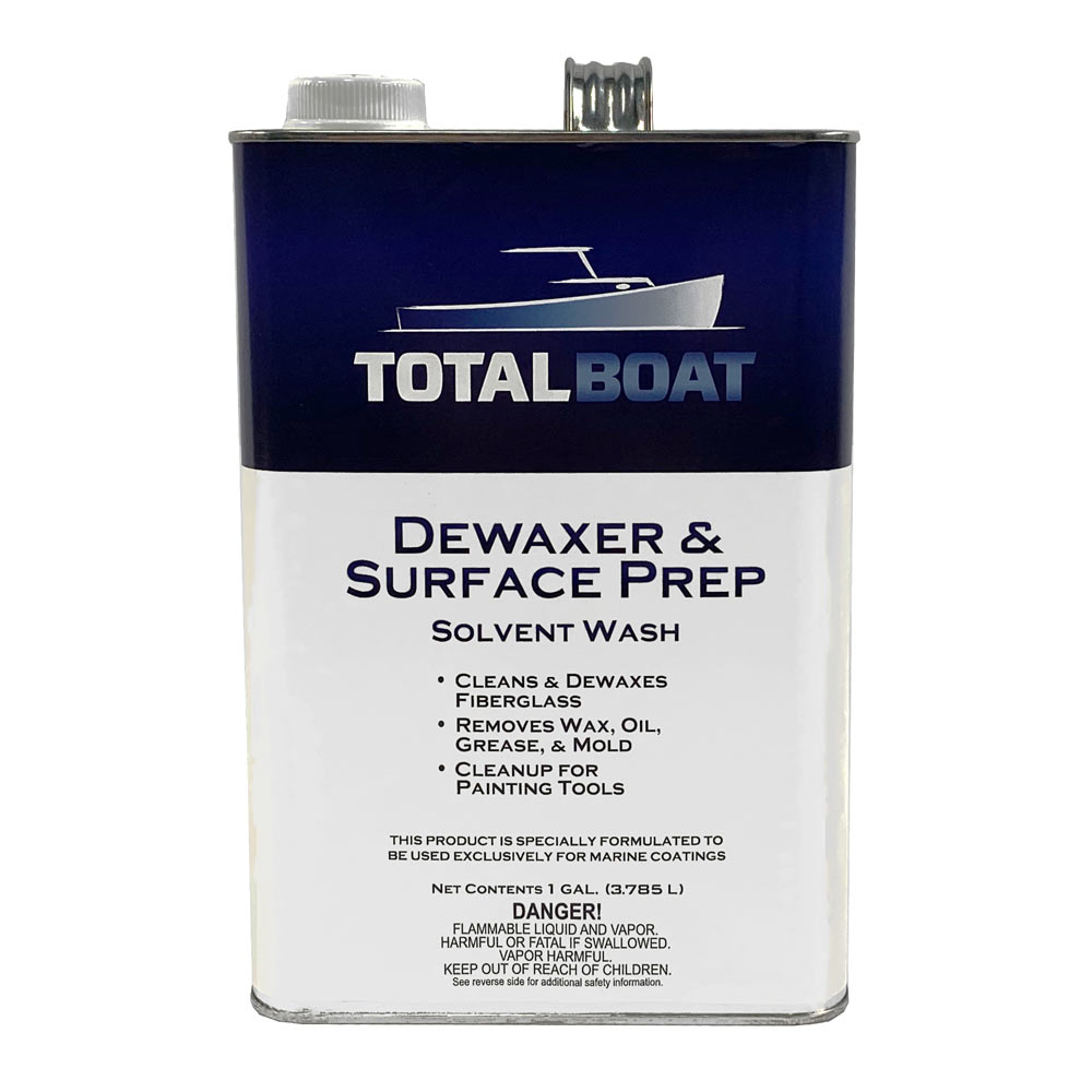 TotalBoat Dewaxer & Surface Prep