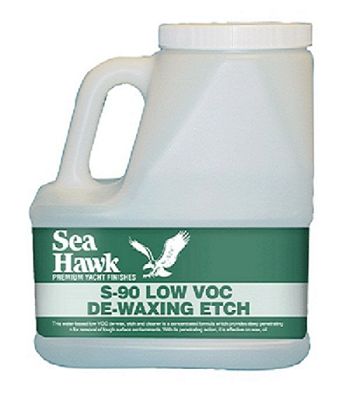Sea-Hawk S-90 De-Waxing Etch & Cleaner