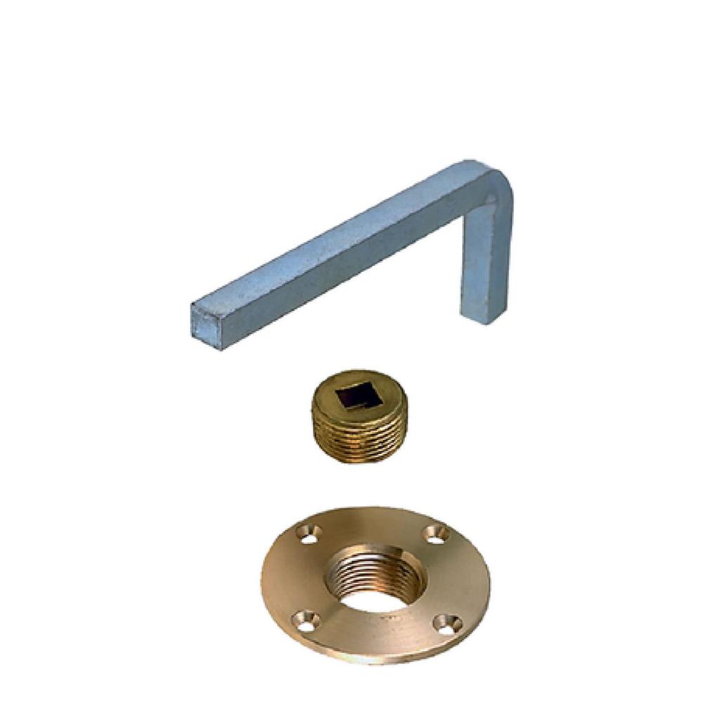 Perko Bronze Garboard Drain Plug