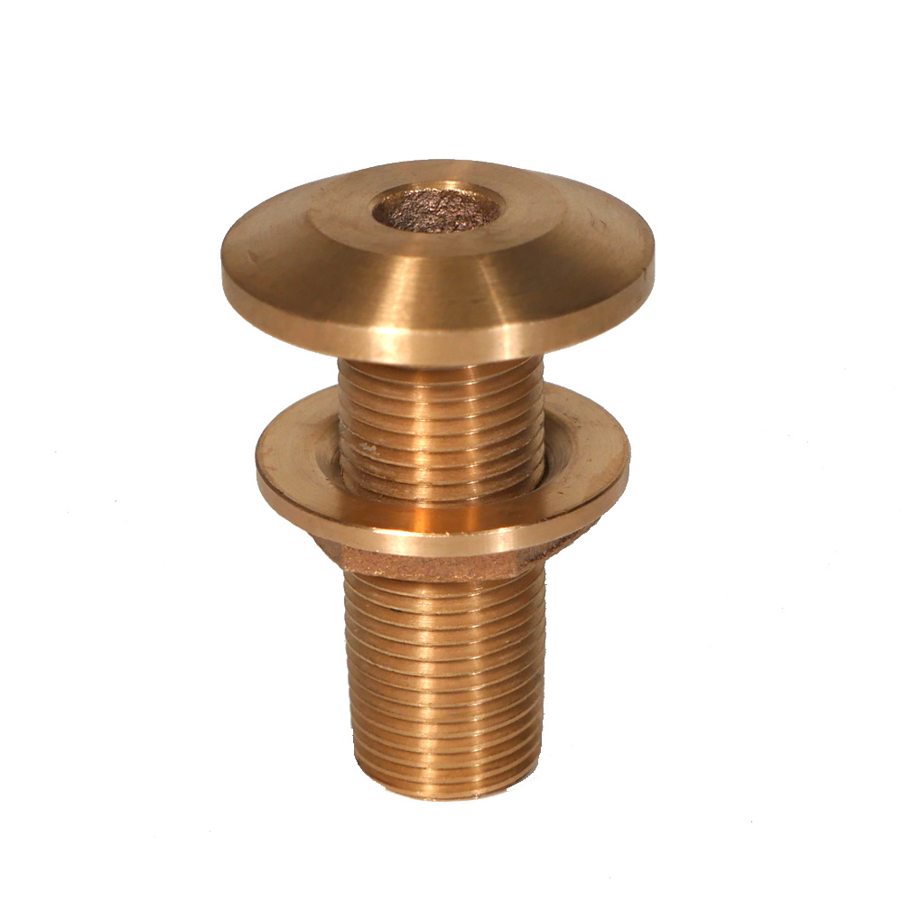 Groco Bronze Thru-Hull Fittings