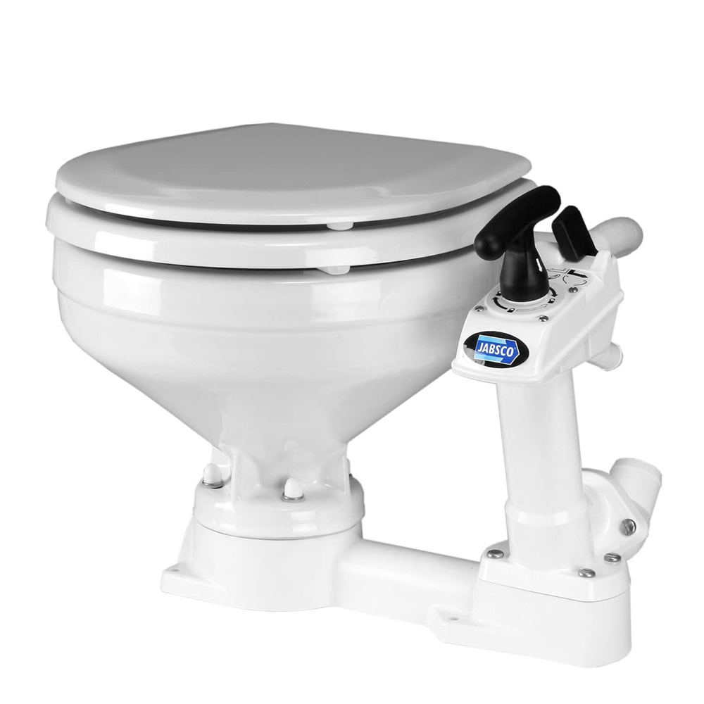 Jabsco Manual Marine Toilets
