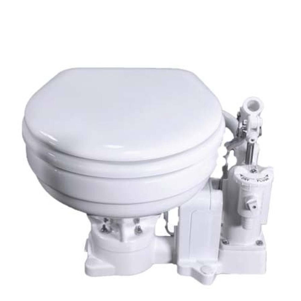 Raritan PHII and PHEII Marine Toilets and Accessories