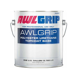 Awlgrip Polyester Urethane Topcoat Paint Base Gallon size
