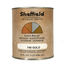 Sheffield Super Bright Gold Metallic Paint Quart