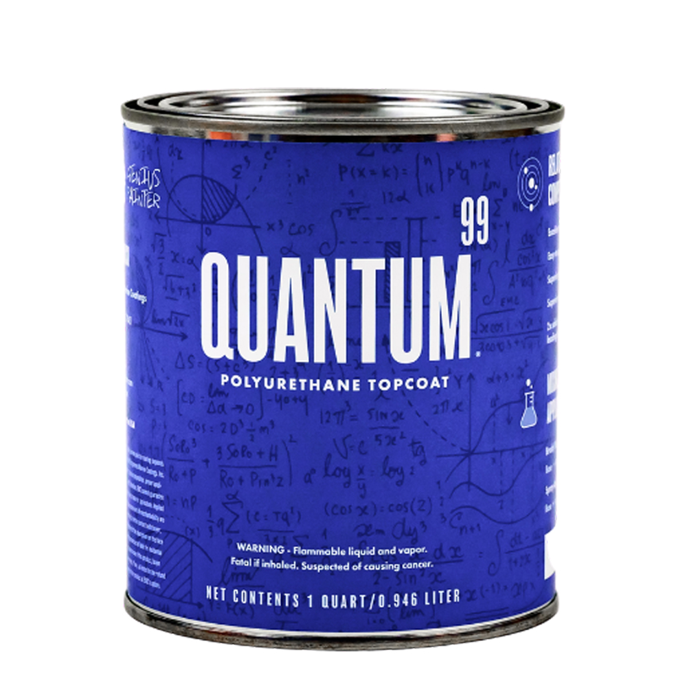 Quantum 99 Clear Coat Quart