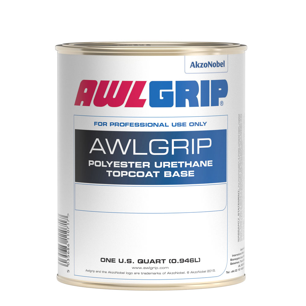 Awlgrip Polyester Urethane Topcoat Base Quart