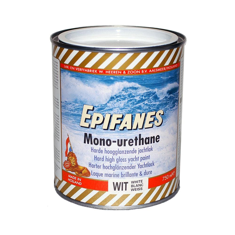 Difference Blanc Brillant Et Blanc Laqué epifanes monourethane one-component paint