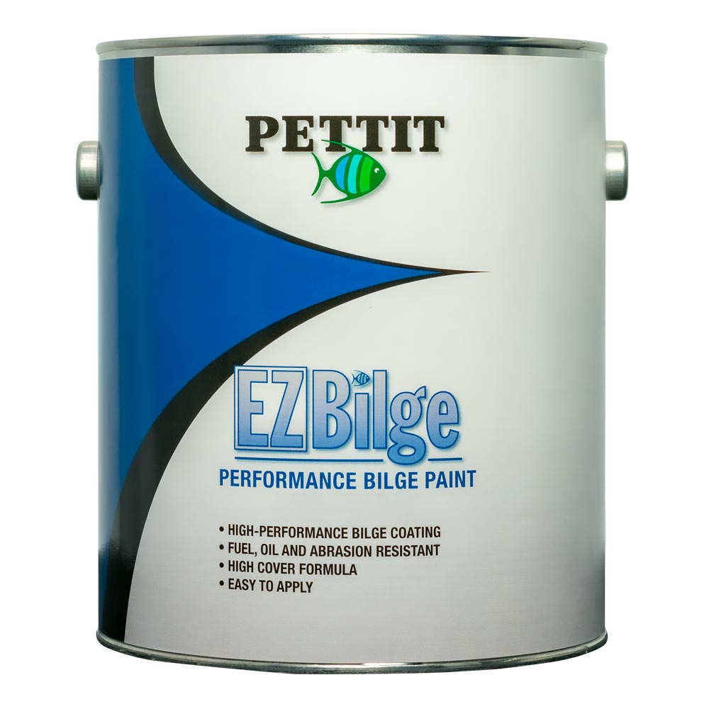 Pettit EZ Bilge - High Performance Bilge Paint