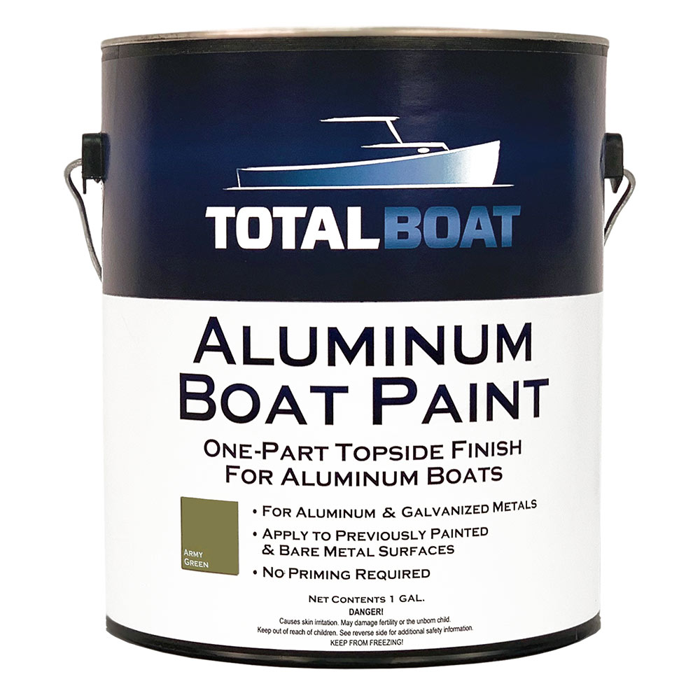 TotalBoat Aluminum Boat Topside Paint