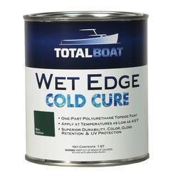 TotalBoat Wet Edge Cold Cure Topside Paint
