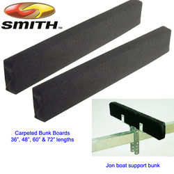 CE Smith Carpeted Trailer Bunk Boards
