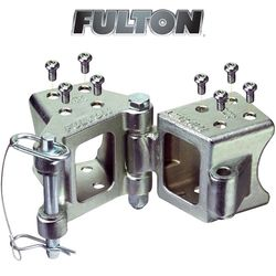 Fulton Fold Away folding trailer coupler kit