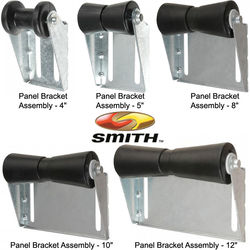 CE Smith Keel Roller Panel Bracket Assemblies