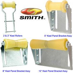 CE Smith TPR Keel Roller Bracket Assemblies
