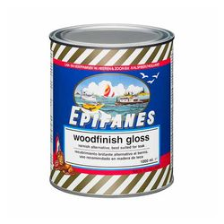 Epifanes Wood Finish Gloss Varnish great on teak wood