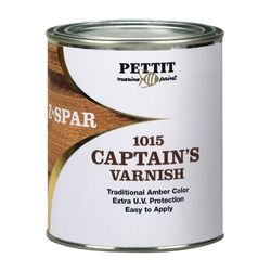 Z Spar Captains Varnish