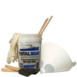 TotalBoat Easy Varnish Kit
