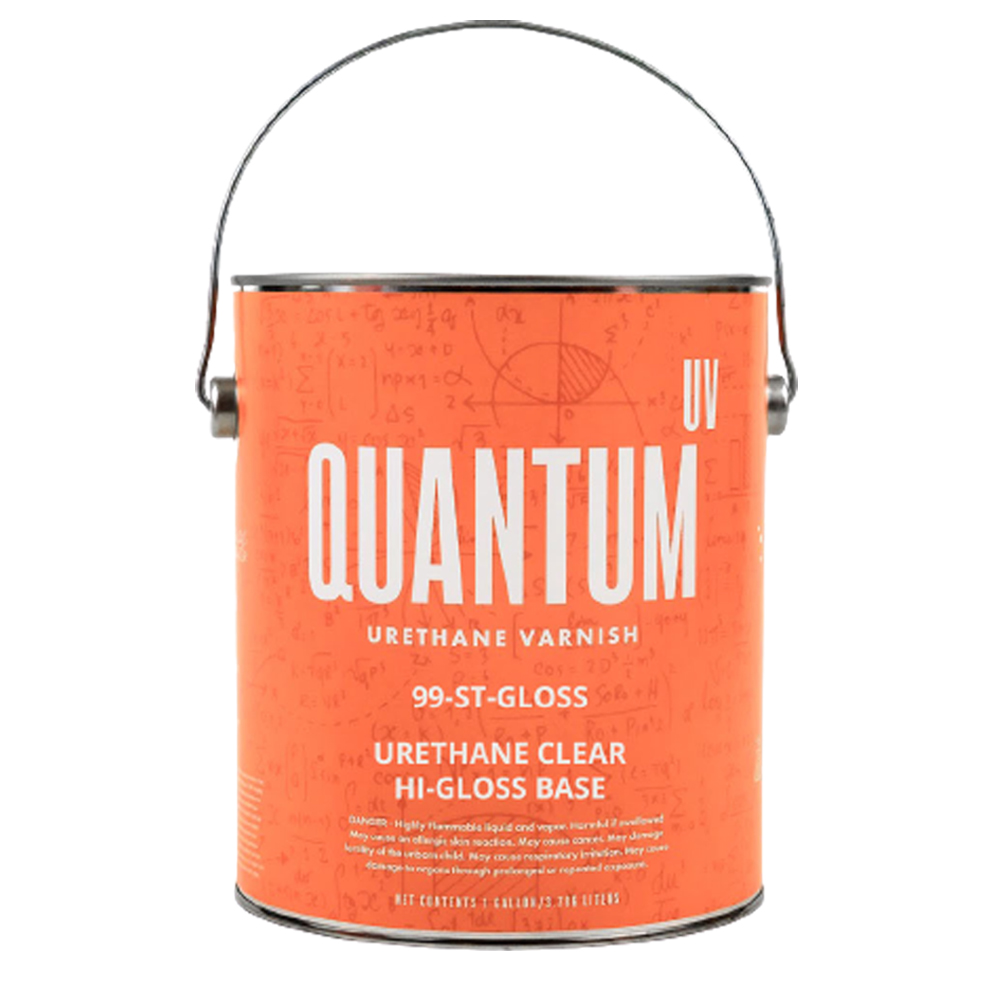 Quantum UV Clear Urethane Varnish