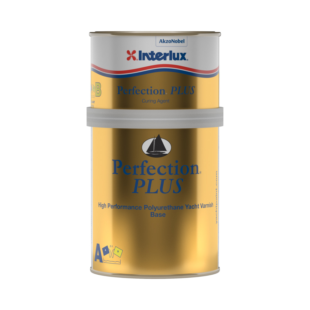 Interlux Perfection Plus 2 Part Varnish
