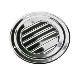 Sea-Dog Stainless Steel Round Louvered Vents