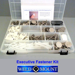 Weld Mount Executive Fastener Kit