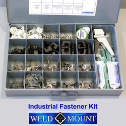 Weld Mount Industrial Fastener Kit