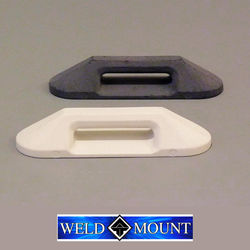 Weld Mount Footmans Strap Mounts